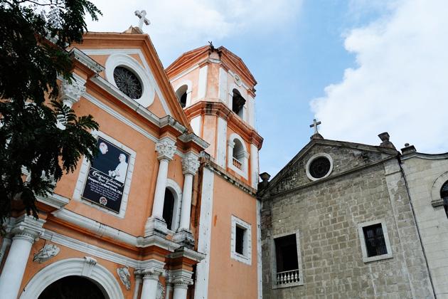 フィリピン サンオウガスチン教会