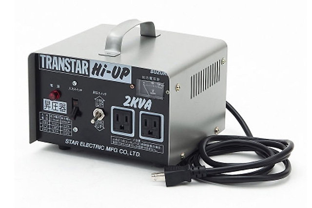 変圧器イメージ